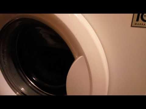 Не открывается люк стиральной машины LG