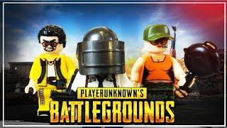 LEGO по PUBG (912pcs)