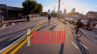 Fixed Gear - Atlanta Sunset Ride - Fixed Gear Atlanta