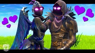*NEW SKIN* RAVAGE FALLS IN LOVE - A Fortnite Short Film