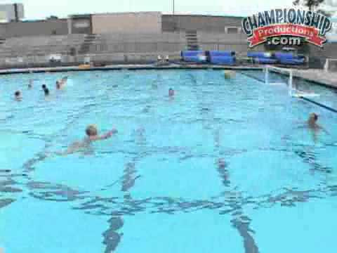 Coaching High School Water Polo: Team Drills for Pre-Season and In-Season Practices