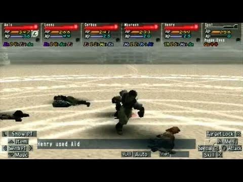 Valhalla Knights 2 Sony Psp Gameplay Versus Youtube