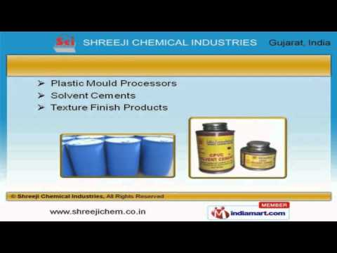 Construction Chemicals & Water Soluble Polymer By Shreeji Chemical Industries, Borsad