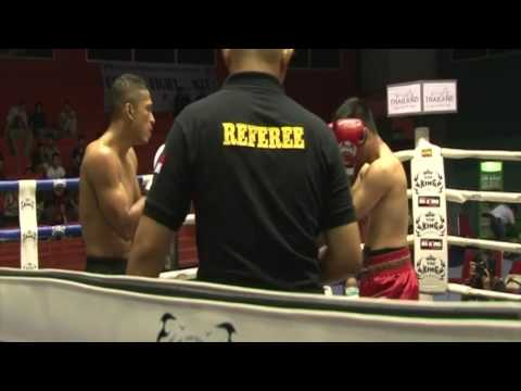 Jakarta Top Fight 2014 - Randy (Unicombat) VS Dani (Camp David)