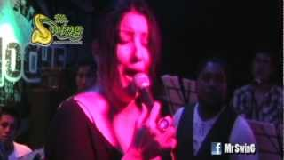 Ya No Hace Falta - Si Estuvieras Aqui - Tania Pantoja - Rumba De Mr SwinG - La Noche 2012