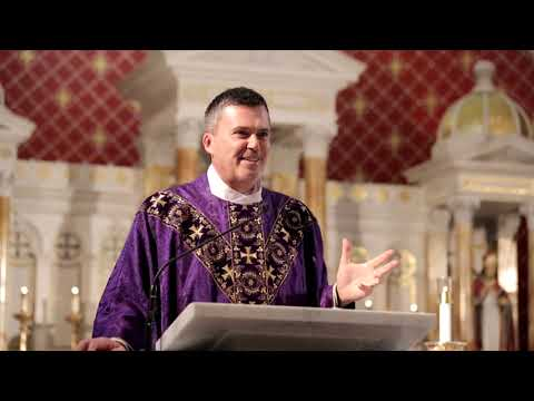 Father Wade Menezes, CPM, Fourth Sunday of Advent Homily