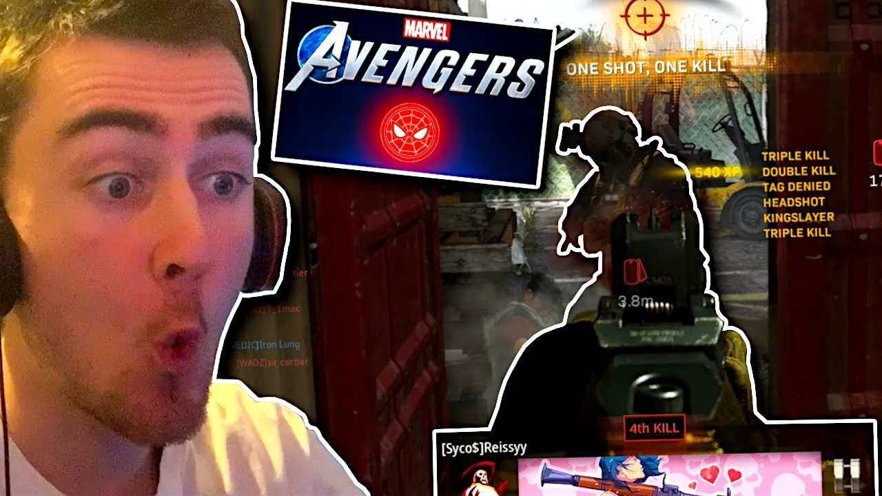 Video games on the way: Marvel's Avengers, Call of Duty, Spider ...