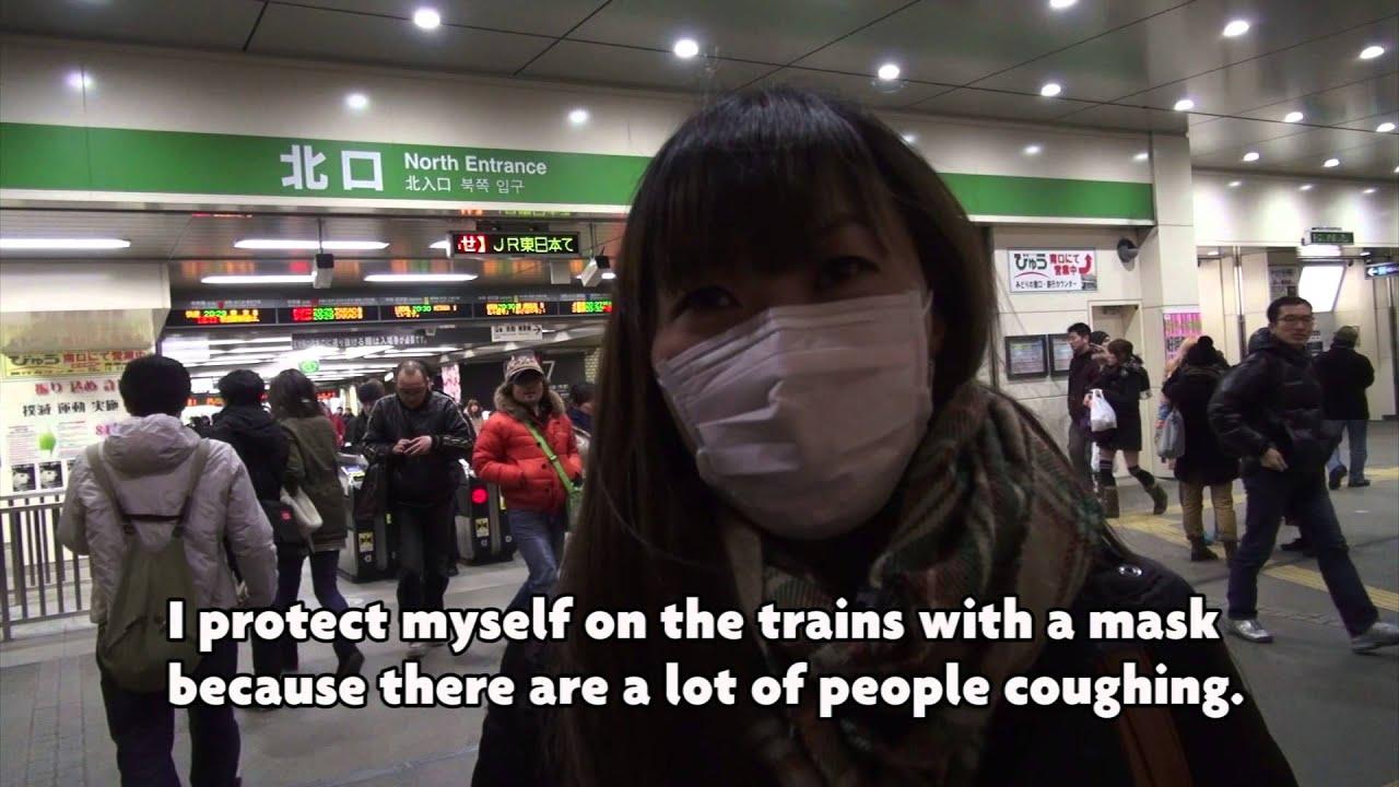 japanese sick mask