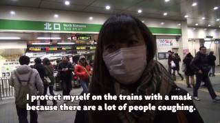 【ONLY in JAPAN #04】 ▽△Sick Masks in Japan Explained ☆ ONLY in JAP...