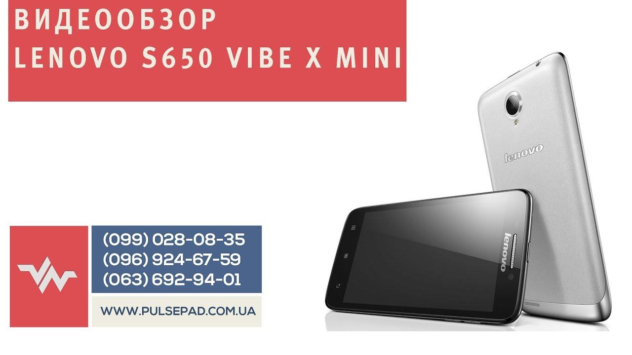 Видео обзор смартфона Lenovo A760 4.5