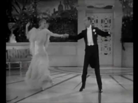 Fred.Astaire e Ginger Rogers - Cheek to Cheek