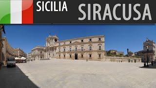 Sicilia - Siracusa Ortigia