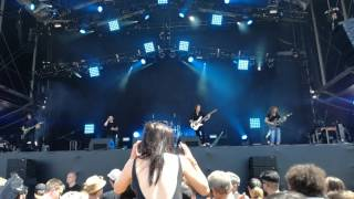 Tesseract - Survival (Live at Download Festival Paris 2017)