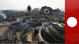 DISTURBING new footage: Alleged Ukraine rebels find MH-17 wreckage