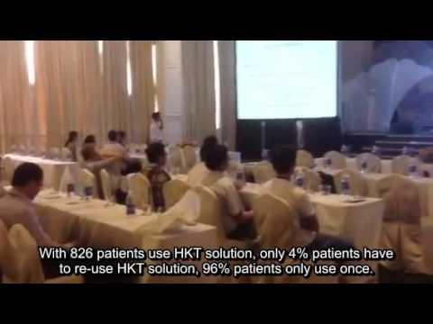 Bài báo cáo về kinh nghiệm sử dụng Custodiol HTK tại BV Việt Đức - English Subtitle