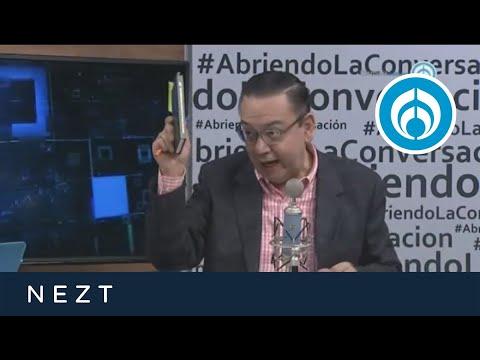 """Amparo otorgado a García Cabeza de Vaca es """"chafa y fake"""": Senador Germán Martínez"""