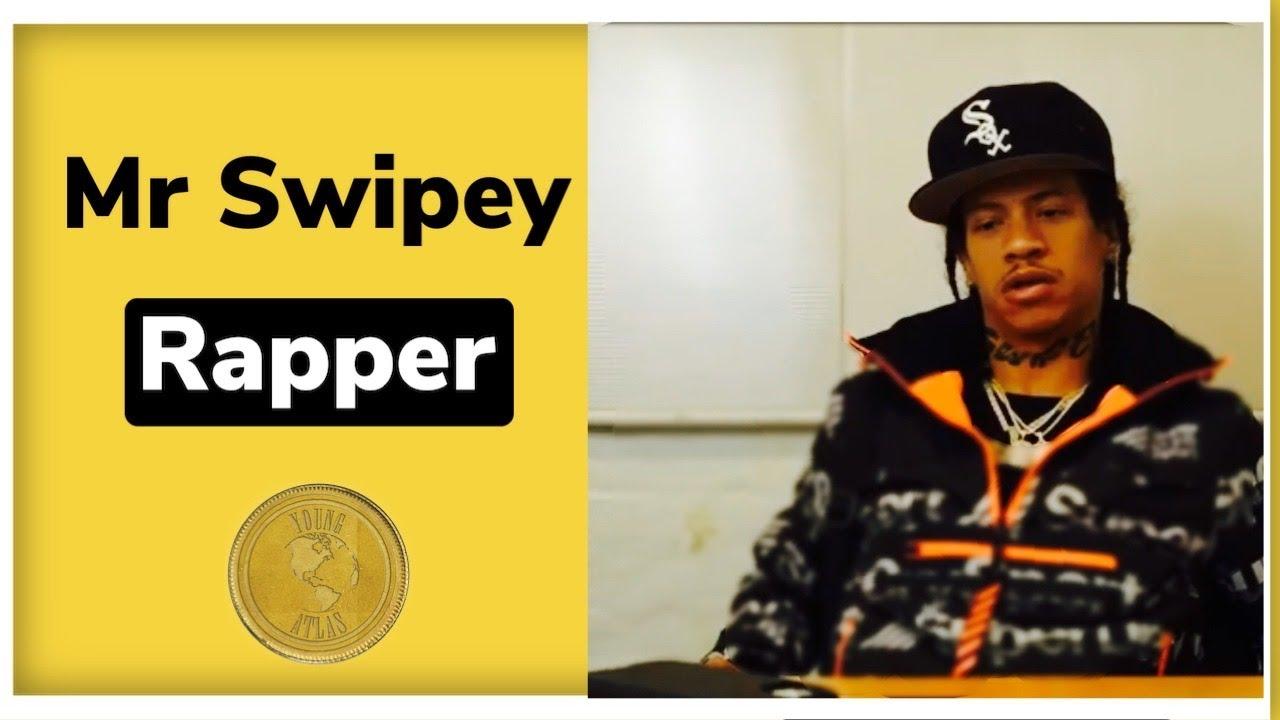 Mr.Swipey INTERVIEW w/ YoungAtlas