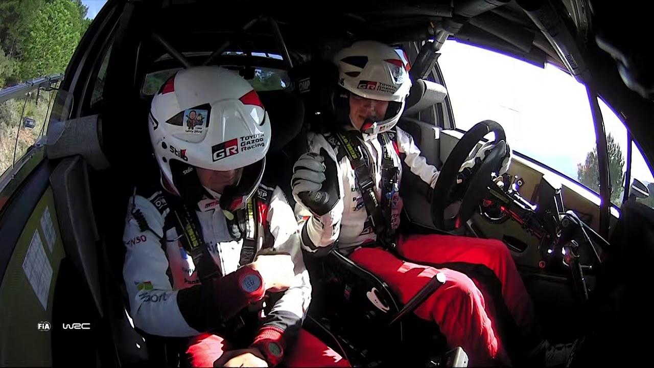 WRC - RallyRACC Catalunya - Rally de España 2019: Wolf Power Stage Highlights
