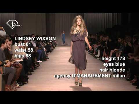 fashiontv   FTV.com - LINDSEY WIXSON MODEL WOMAN S/S 2011