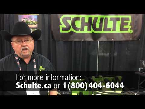 Schulte SMR600 Rural Lifestyle Dealer  with Chuck Campbell