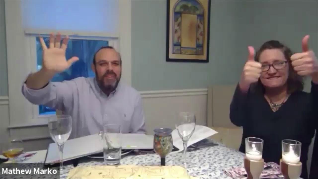 Shabbat Vayikra Evening 3-27