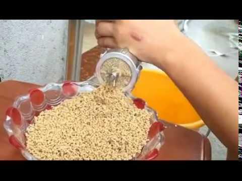 Manual Feed Pellet Machine