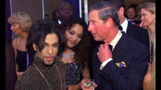 Unreleased Prince Song Refers To Prince Charles As A 'Shape Shifting Reptilian'