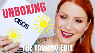 ASOS APRIL 2019 SUNCARE & TANNING EDITION MONTHLY BEAUTY BOX UNBOXING