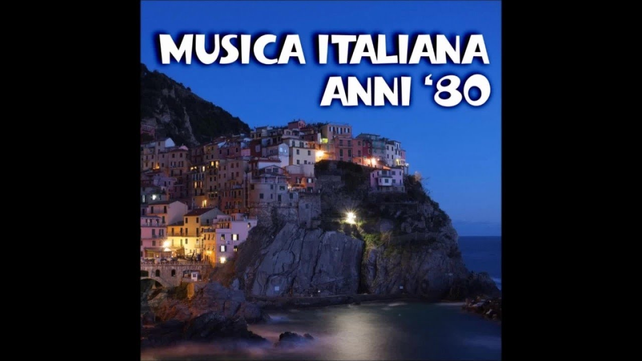 Musica Italiana Anni 80 Italian Music 80 S Youtube