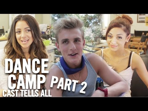 Camp Secrets Revealed by Meg DeAngelis and the cast of Dance Camp