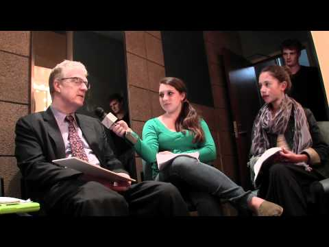 Video: Sir Ken Robinson, what's in the school of your dreams?
