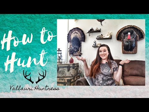 How To Hunt - Steps To Becoming A Hunter Or Huntress In Your State!