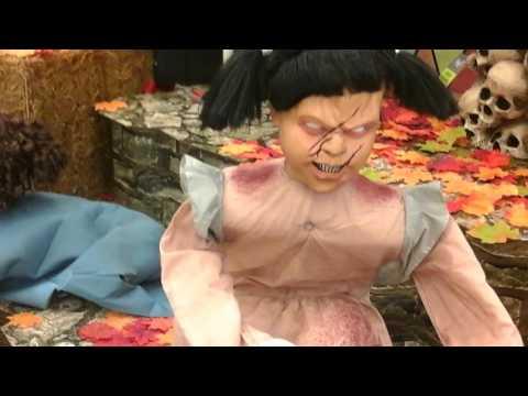 Spirit Halloween 2016 Marlborough, MA Store Tour