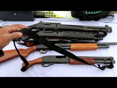 Download Pump or Semi Shotguns for Self / Home Defense