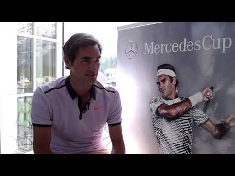 After Great Start, Roger Federer Eager For MercedesCup Return