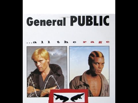 General Public - All The Rage (Full Album)