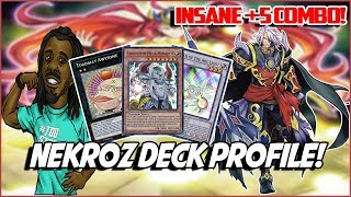 YuGiOh *COMPETITIVE* In-Depth Nekroz Deck Profile |Destroy your opponents Extra Deck & +5 Combo!|