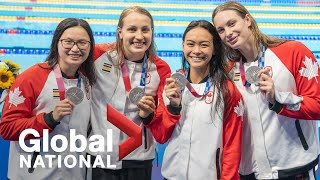 Global National: July 25, 2021 | Canadian women leading the way at Tokyo Olympics