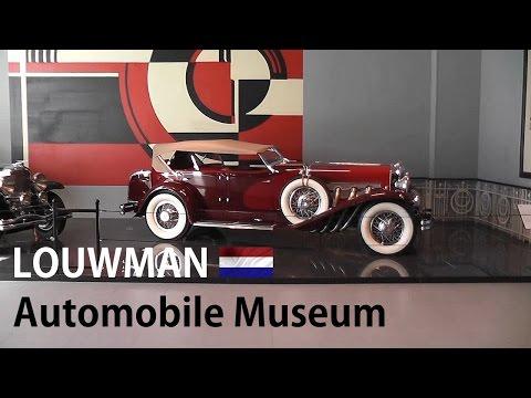 Automobile Museum Louwman - The Hague [HD]