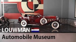 HOLLAND: Automobile Museum Louwman - The Hague [HD]