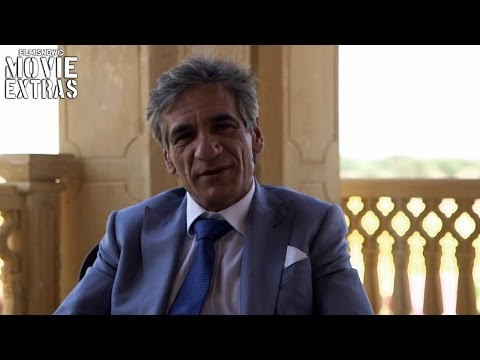 London Has Fallen (2016) Behind the Scenes Movie Interview - Alon Aboutboul is 'Barkawi'