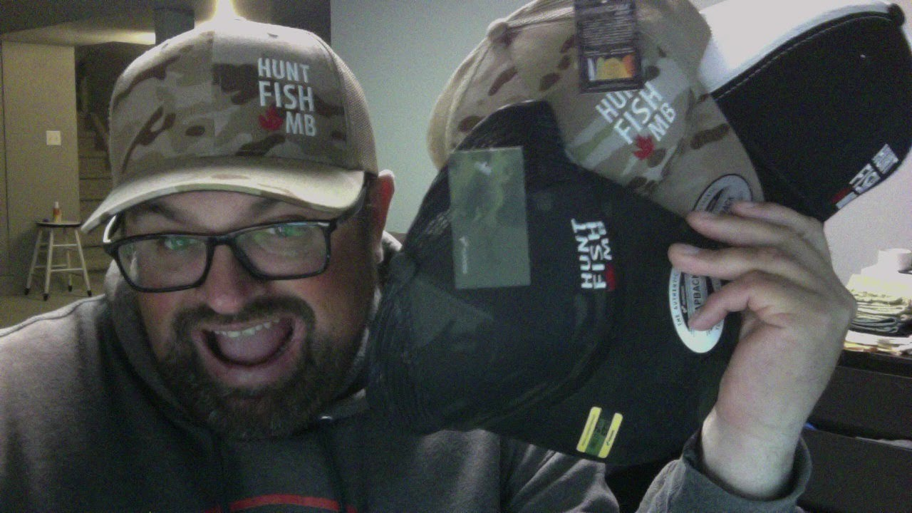 Download Live Hangout + Giveaway for some Hunt/Fish MB Hats!!