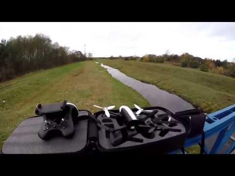 Система Parrot Skycontroller 2 за управление на Bebop Drone 2 до 2 км 7