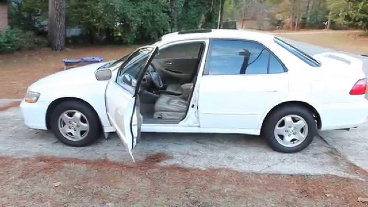 1999 Honda Accord V6 For Sale