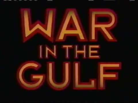 CNN - Gulf War Theme '91