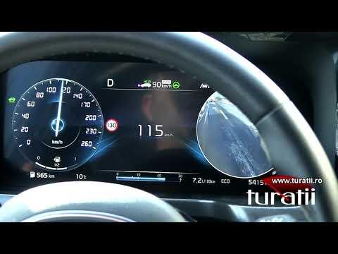 Kia Sorento 1.6 T-GDI HEV 6AT 4x4 video 4 of 5