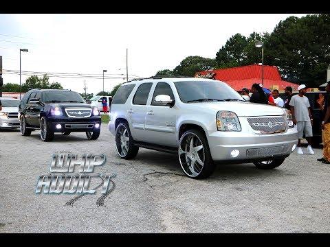 WhipAddict: StreetWhipz Block Party, Custom Cars, Big Rims, & SS Shuan 70' Chevelle SS