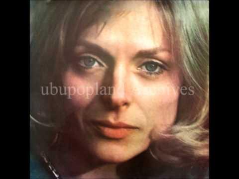 Catherine Derain - Le temps s'en va - Swiss French Female acid folk chanson-Electro 70s