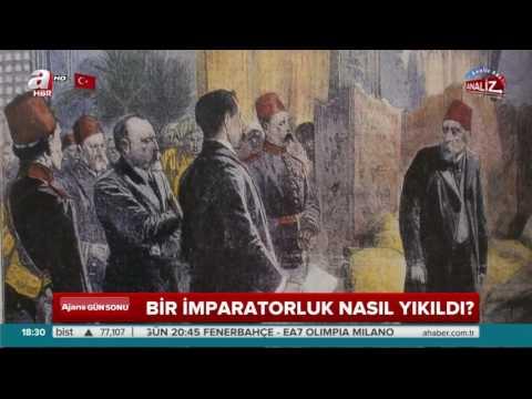 İttihat ve Terakki Osmanlı'yı nasıl çöküşe sürükledi.  Ahaber